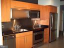SS appliances  self cleaning oven, disposal /ice - 1133 14TH ST NW #1006, WASHINGTON