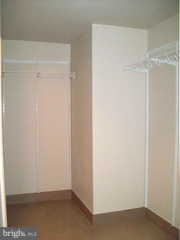 main open walk in closet - 1133 14TH ST NW #1006, WASHINGTON