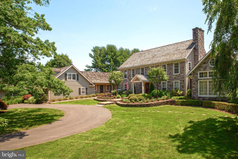 Single Family Homes للـ Sale في New Hope, Pennsylvania 18938 United States