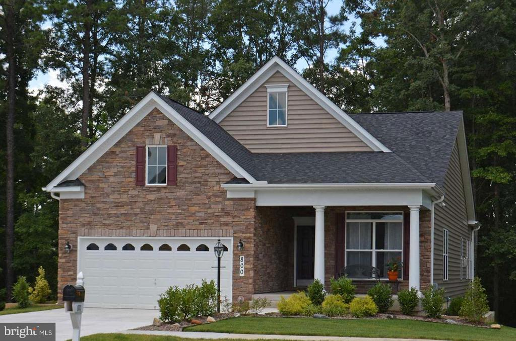 TO BE BUILT BY CARUSO HOMES ON YOUR LOT MODEL ONLY - 1757 MARLEY LOT AVE, GLEN BURNIE