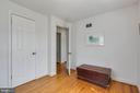 1st Bedroom - Main Level - 2903 OAK KNOLL DR, FALLS CHURCH