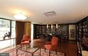 Common Area Library - 4620 N PARK AVE #1109E, CHEVY CHASE