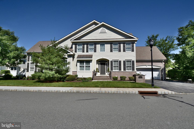 Single Family Homes для того Продажа на Lawrence Township, Нью-Джерси 08648 Соединенные Штаты