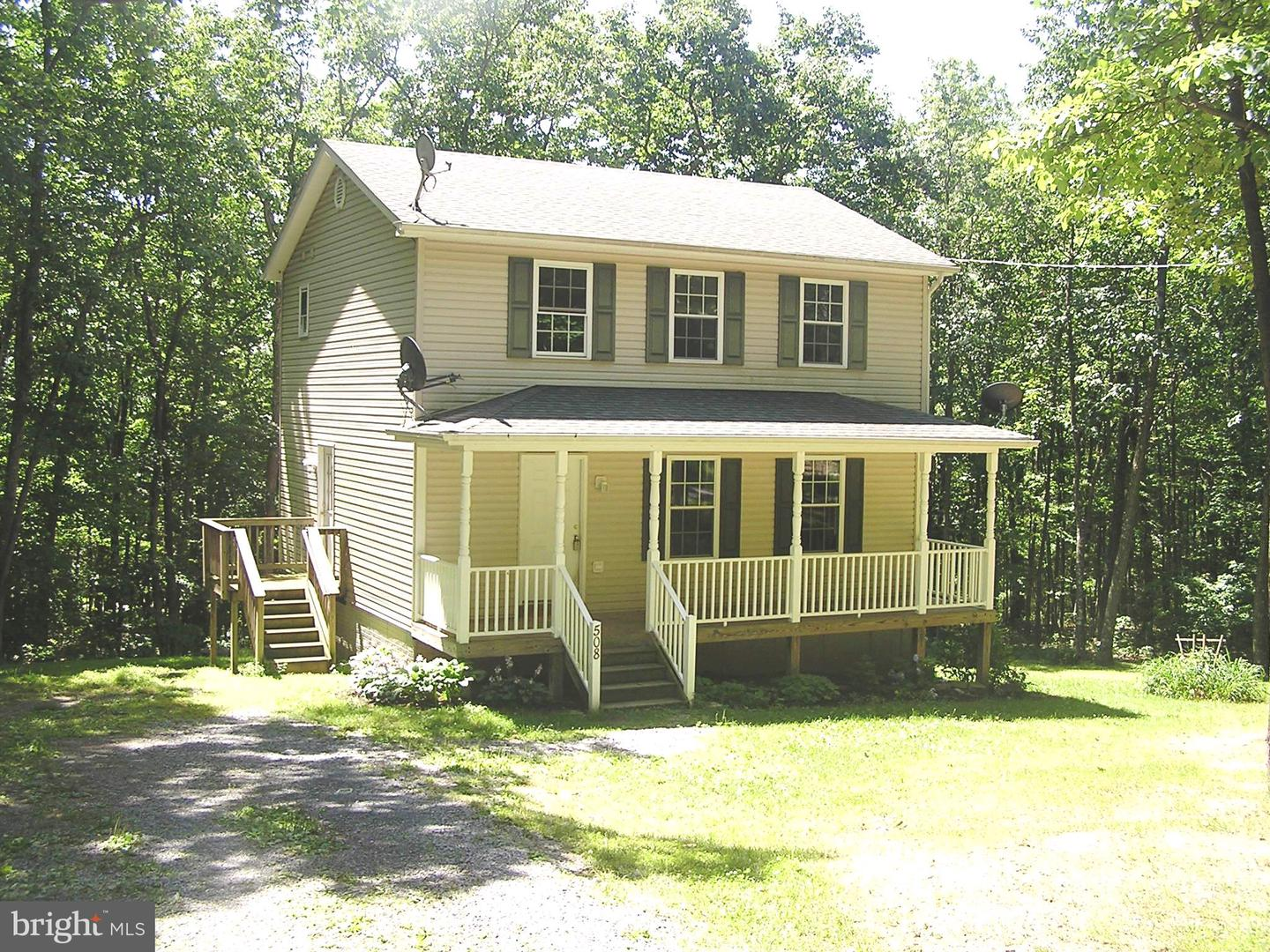 Single Family for Sale at 508 Bluebird 508 Bluebird Winchester, Virginia 22602 United States
