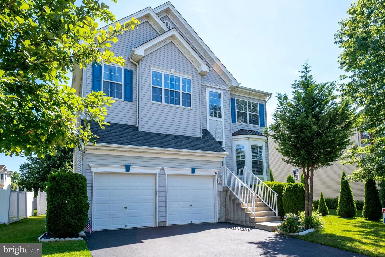 Single Family Homes für Verkauf beim Bordentown, New Jersey 08505 Vereinigte Staaten