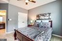 Bedroom #2 - 20 GENEVIEVE CT, FREDERICKSBURG