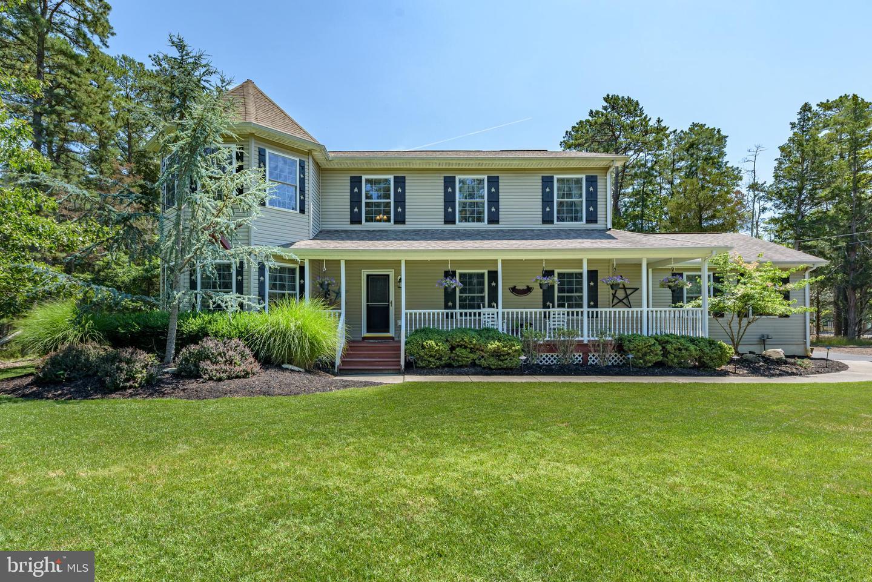 Single Family Homes pour l Vente à New Gretna, New Jersey 08224 États-Unis