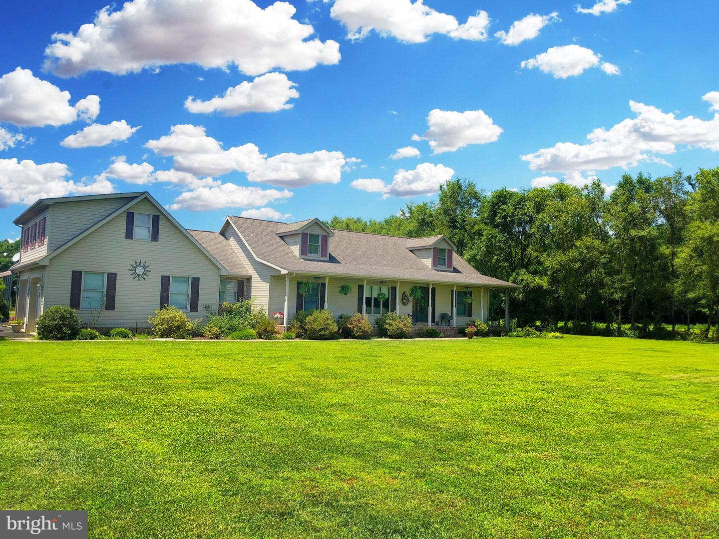 Single Family Homes for Sale at Greenwood, Delaware 19950 United States