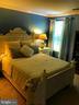 Bedroom #2 pleasing blue decorator painted! - 504 CREEK CROSSING LN, GLEN BURNIE