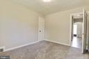 3rd bedroom on main level - 6315 22ND ST N, ARLINGTON