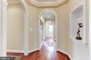 Architectural Details - 9106 DARA LN, GREAT FALLS