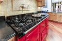 Aga Range Cooker - 9106 DARA LN, GREAT FALLS
