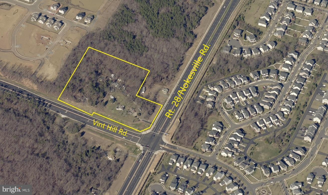 Land for Sale at Bristow, Virginia 20136 United States