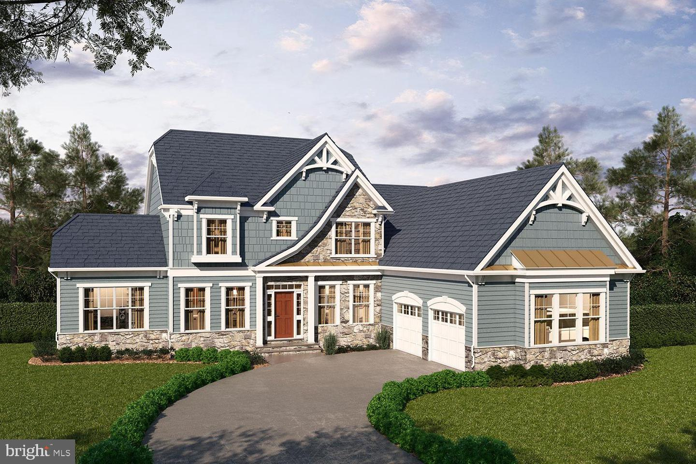 Single Family Homes 为 销售 在 Dickerson, 马里兰州 20842 美国