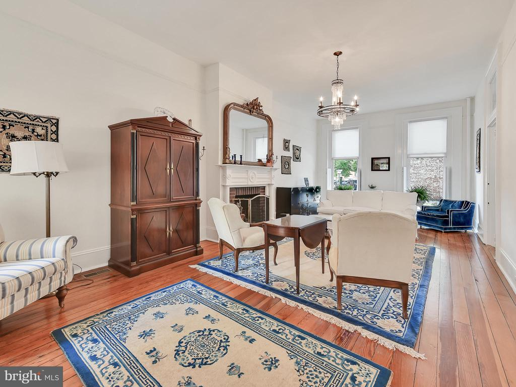 Meticulously maintained! - 121 W 2ND ST, FREDERICK