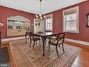 Private expansive dining room! - 121 W 2ND ST, FREDERICK