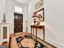 Exceptional entry foyer! - 121 W 2ND ST, FREDERICK