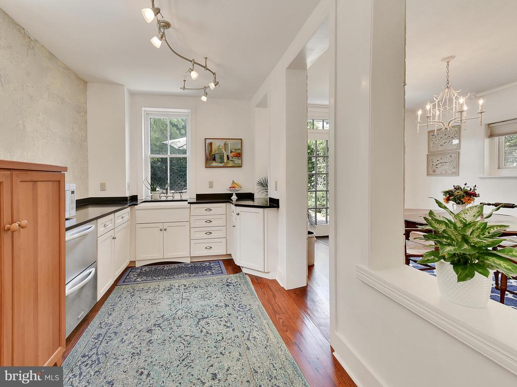 Second kitchen!  Yes!! - 121 W 2ND ST, FREDERICK