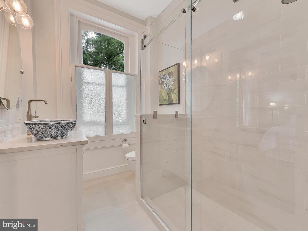 Italian tile, Toto toilet, heated floor and more! - 121 W 2ND ST, FREDERICK