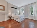 Ensuite master offers separate dressing area! - 121 W 2ND ST, FREDERICK