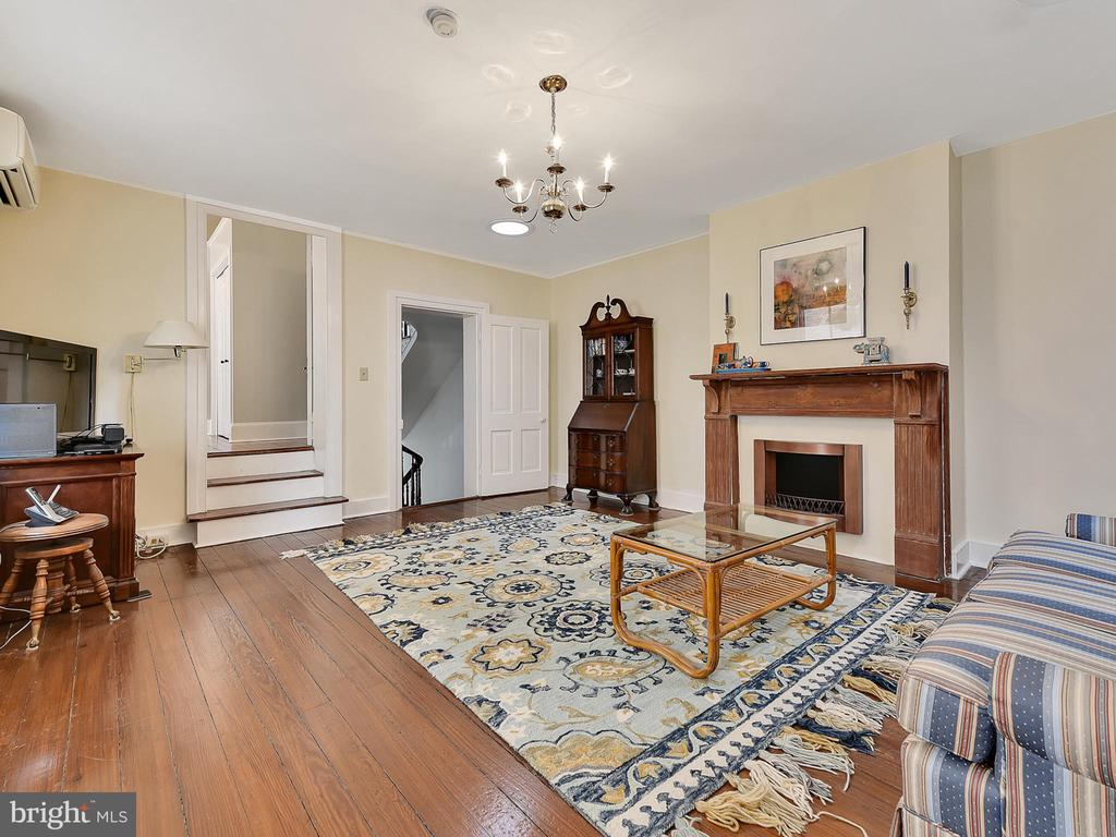 Laundry is off of this area! - 121 W 2ND ST, FREDERICK