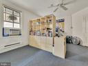 Living/bedroom area in apartment! - 121 W 2ND ST, FREDERICK