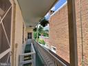 Private entrance to apartment! - 121 W 2ND ST, FREDERICK