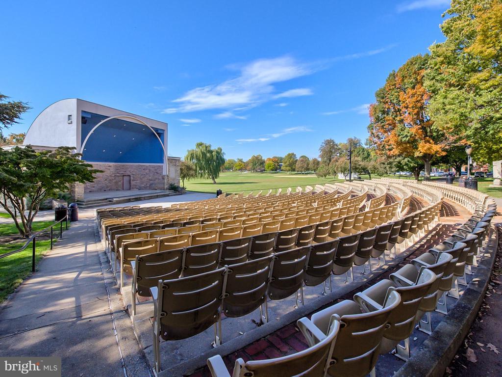 Amphitheatre, Sunday concerts! - 121 W 2ND ST, FREDERICK