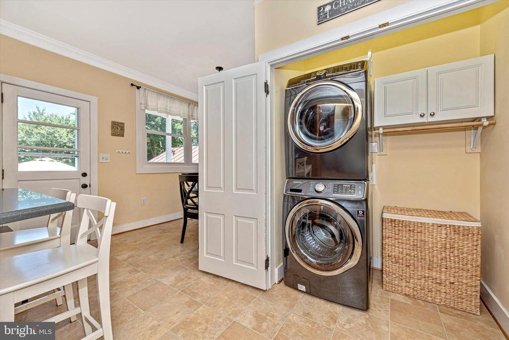 Laundry-Main Level - 40 MAPLE AVE, WALKERSVILLE