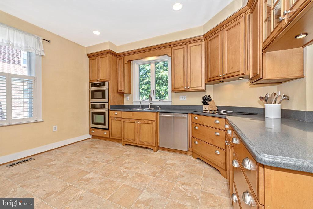 Kitchen - 40 MAPLE AVE, WALKERSVILLE