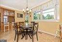 Kitchen-Eat in - 40 MAPLE AVE, WALKERSVILLE