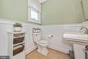 Half Bath-Main Level - 40 MAPLE AVE, WALKERSVILLE