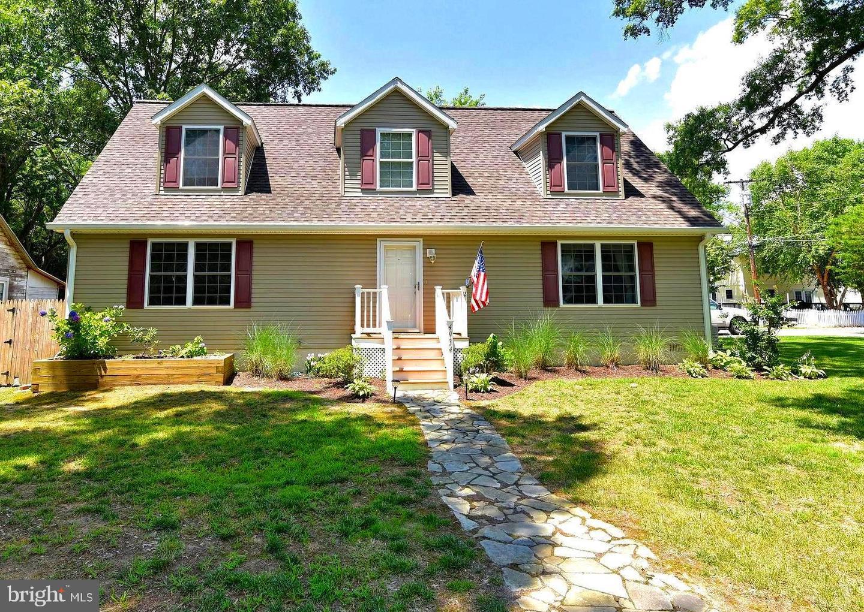 Single Family Homes voor Verkoop op Shady Side, Maryland 20764 Verenigde Staten
