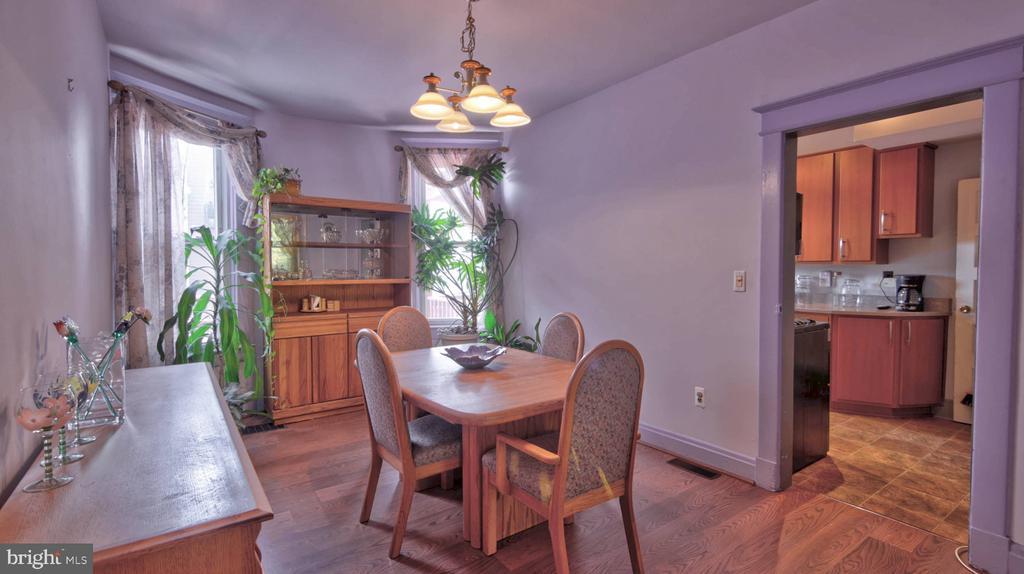 Dining Room - 146 BRYANT ST NW, WASHINGTON