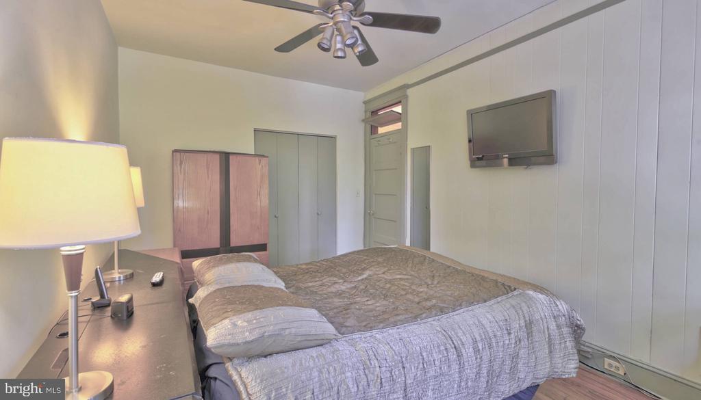 Bedroom 1 - 146 BRYANT ST NW, WASHINGTON