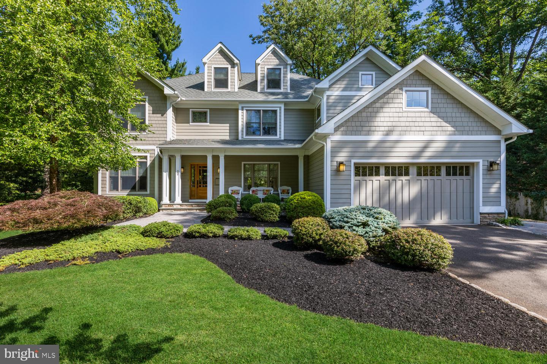 Single Family Homes para Venda às Princeton, Nova Jersey 08540 Estados Unidos