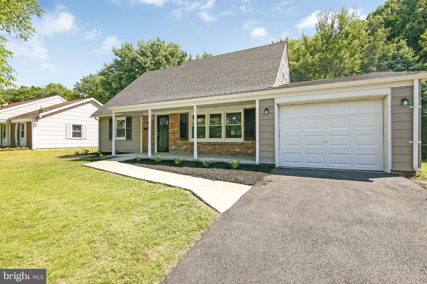 Single Family Homes 용 매매 에 Willingboro Township, 뉴저지 08046 미국