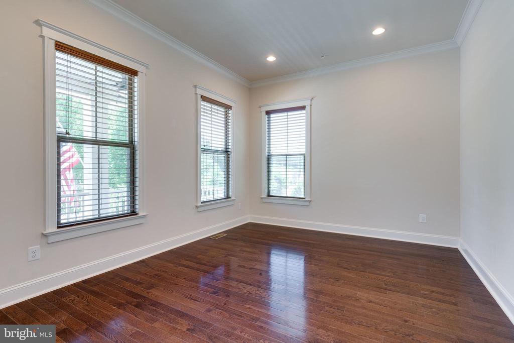 Living Room, hardwood flooring - 2192 POTOMAC RIVER BLVD, DUMFRIES