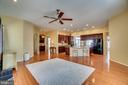 Family Room - 17530 LETHRIDGE CIR, ROUND HILL