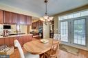 Eat In Kitchen - 17530 LETHRIDGE CIR, ROUND HILL