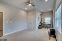 Home Office/Guest Suite - 17530 LETHRIDGE CIR, ROUND HILL