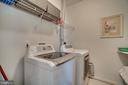 Upstair Laundry - 17530 LETHRIDGE CIR, ROUND HILL