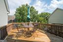 Deck - 17530 LETHRIDGE CIR, ROUND HILL