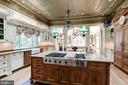 Custom Kitchen - 929 LEIGH MILL RD, GREAT FALLS