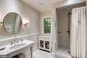 His Master Bath - 929 LEIGH MILL RD, GREAT FALLS