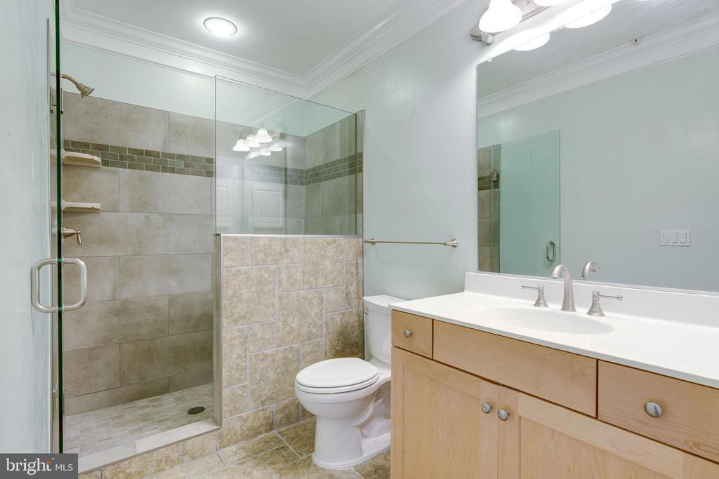 Full Bath lower Level - 2192 POTOMAC RIVER BLVD, DUMFRIES