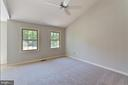 The master/owner's suite - 6806 HATHAWAY ST, SPRINGFIELD