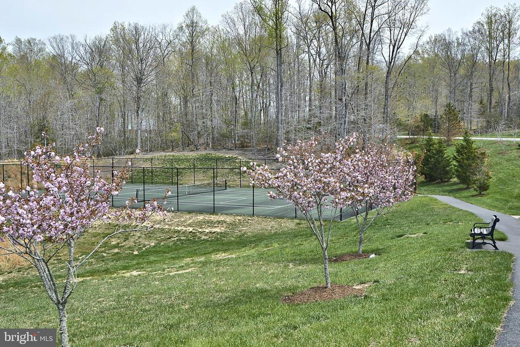 Amenity-River Falls Tennis Court - 4785 GRAND MASTERS WAY, WOODBRIDGE