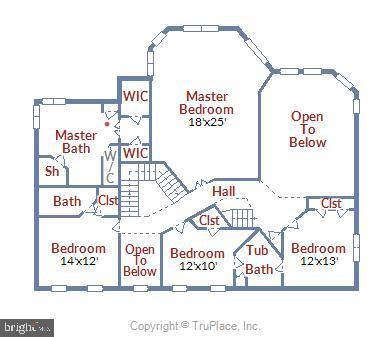 FloorPlan-Upper Level - 4785 GRAND MASTERS WAY, WOODBRIDGE
