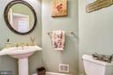 Main Level-Powder Room - 4785 GRAND MASTERS WAY, WOODBRIDGE